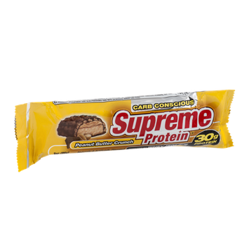Supreme Protein Whey Isolate Peanut Butter Crunch