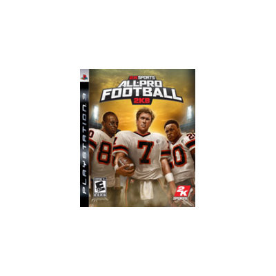 2K Sports All-Pro Football 2K8