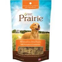 Nature's Variety Prairie Biscuits - Pumpkin & Cranberries - 1.12 lb.
