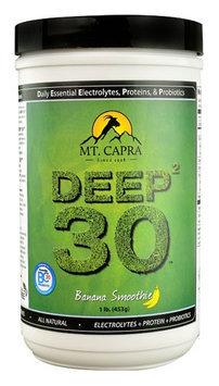 Mt Capra Products Mt. Capra Products DEEP2 30 Banana Smoothie 1 lb