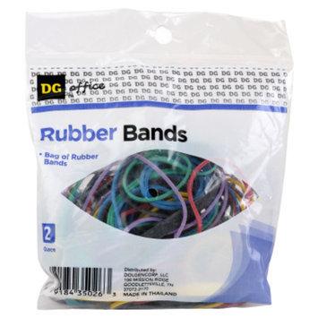 DG Office Rubber Bands - 1.25 oz
