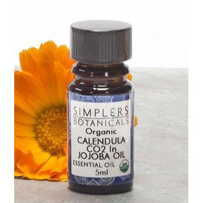 Simplers Botanicals - Organic Essential Oil Calendula CO2 - 5 ml.