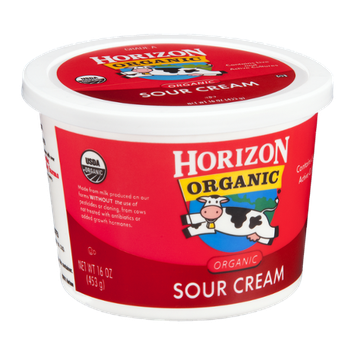 Horizon Organic Sour Cream