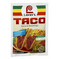 Lawry's Taco Spices & Seasonings