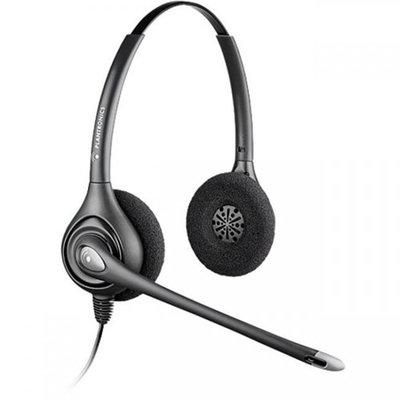 Plantronics HW261N Supraplus Wideband NC Binaural Headset