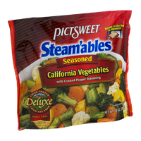 Pictsweet Steam'ables California Vegetables Seasoned