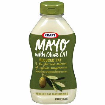 Kraft Mayo Mayonnaise With Olive Oil