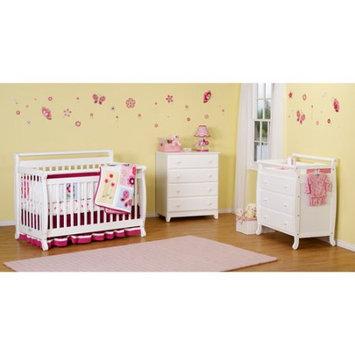 DaVinci Emily 4-in-1 Convertible Crib - White