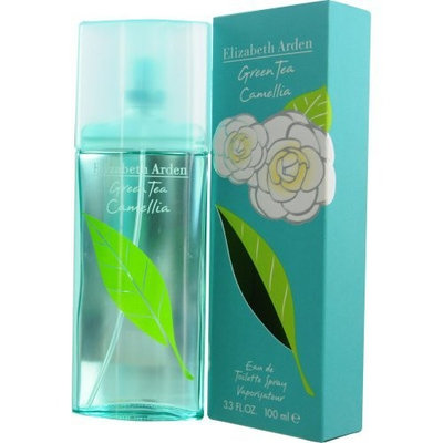 Elizabeth Arden Green Tea Camellia Eau de Toilette Spray for Women, 3.3 Ounce