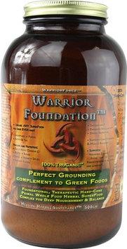 WarriorForce - Warrior Foundation Powder - 500 Grams