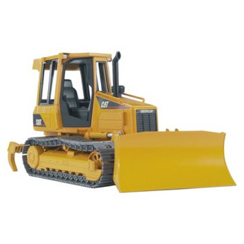 Caterpillar Bruder Toys  Track-Type Tractor