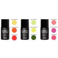 Bundle Monster BMC 3pc Vibrant Tri-Thermal Color Changing Gel Polish - Beach Babes Collection
