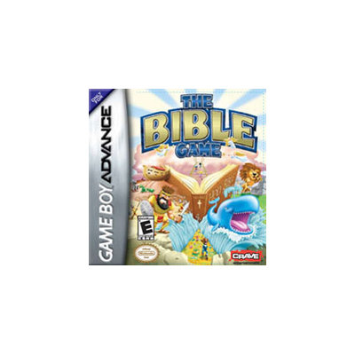 Crave Entertainment Bible Game, The
