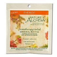 NATURE'S ALCHEMY Aromatherapy Bath Energy 1 OZ