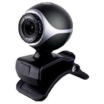Inland USB 1.1 Webcam, Black