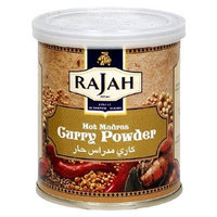 Rajah Madras Curry Powder (Hot) - 3.5oz