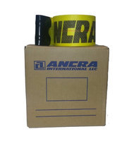 ANCRA 4 x 27' Winch Strap with Flat Hook (Box of 10)
