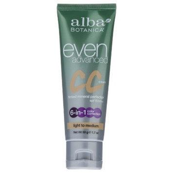 Alba Botanica Even Advanced CC Cream