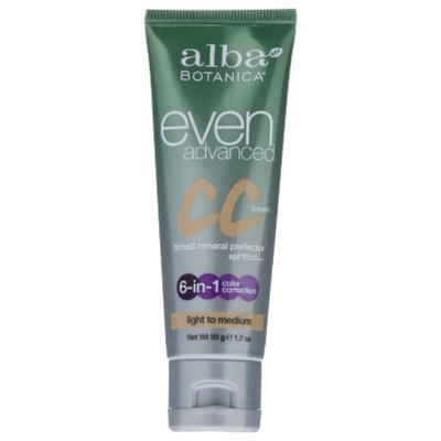 Alba Botanica Even Advanced CC Cream