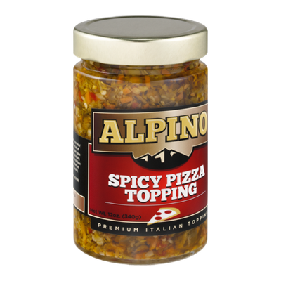 Alpino Spicy Pizza Topping