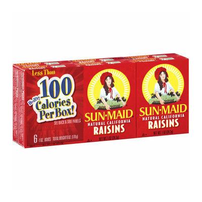 Sun-Maid Natural California Raisins