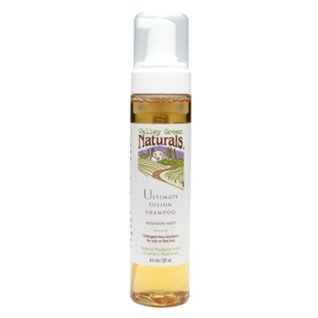 Valley Green Naturals Ultimate Fusion Shampoo, Rosemary Mint, 8 fl oz