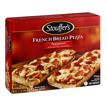 Stouffer's French Bread Pizza Pepperoni