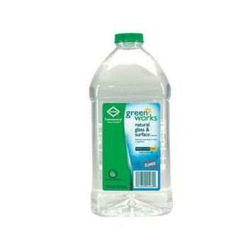Clorox Green Works Natural Glass Surface Cleaner Refill