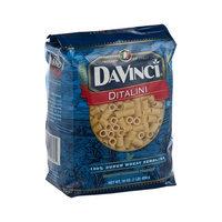DaVinci Ditalini 100% Durum Wheat Semolina Macaroni
