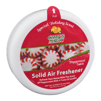 Citrus Magic Solid Air Freshener Peppermint Twist