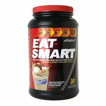 iSatori Eat-Smart Superior Protein Double Vanilla Ice Cream