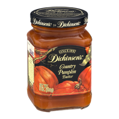Dickinson's Country Pumpkin Butter