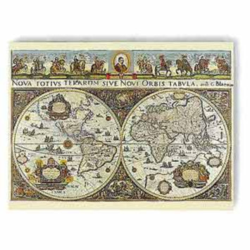 Ravensburger World Map 1665 Jigsaw Puzzle Ages 12+