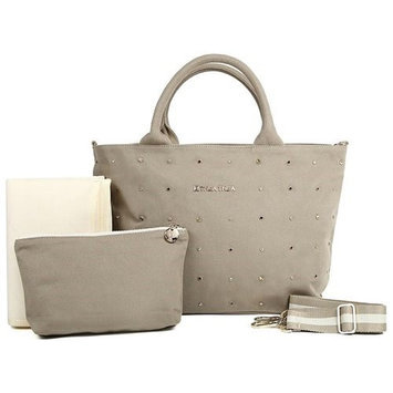 Thea Thea, Llc. THEA THEA MADISON BABY BAG IN KHAKI