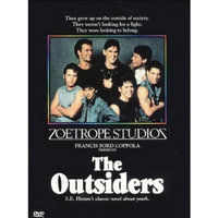Warner Brothers Outsiders, The - The Complete Novel Dvd from Warner Bros.