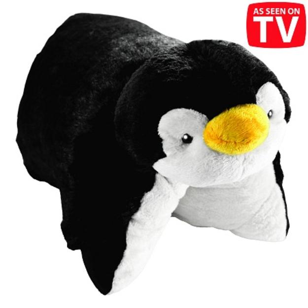 Pillow Pets Perky Penguin