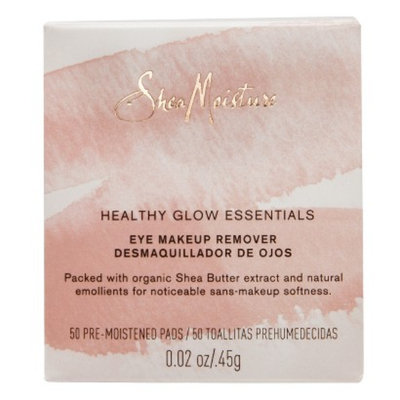 SheaMoisture Sensitive Eye Makeup Remover Pads