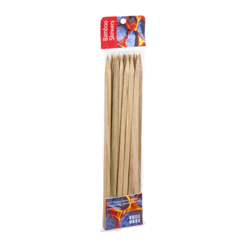 Grill Worx Bamboo Skewers- 25 CT