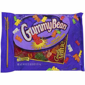 Great Value Gummy Bears