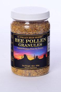 Pollen Granules CC Pollen 22 oz Jar