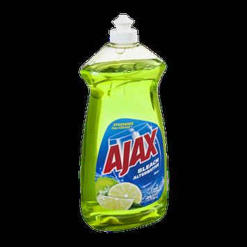Ajax Bleach Alternative Lime Dish Liquid