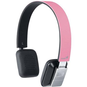 Genius USA Genius HS-920BT Bluetooth Headband Headset, Pink