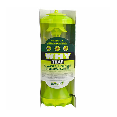 Rescue YJTR-DT12 Yellow Jacket Control Trap and Attractant