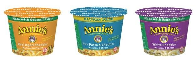 Annie's Homegrown Annie's Macaroni & Cheese Microwavable Cups