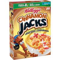 Kellogg's Cinnamon Jacks Brown Sugar & Cinnamon Cereal 10.7 oz