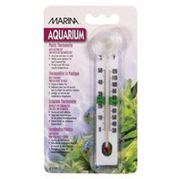 RC Hagen 11205 Marina Plastic Thermometer with Suction Cup
