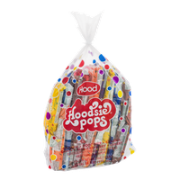 Hood Hoodsie Pops - Orange, Root Beer, Banana, Blue Raspberry & Cherry - 18 CT