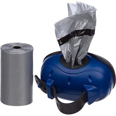 Nature's Miracle® Blue Hydrant Dog Pick-Up Bag Dispenser