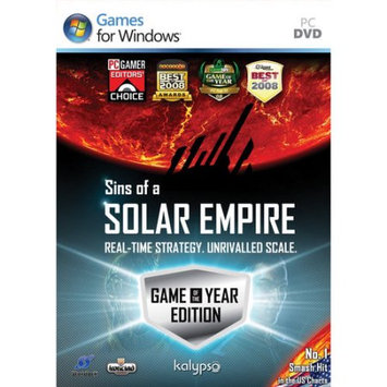 Stardock Corporation Sins of a Solar Empire: Game of the Year Edition