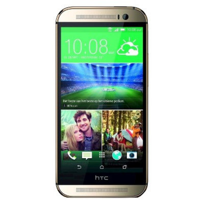 HTC One M8 32GB Unlocked Cell Phone for GSM Compatible - Gold